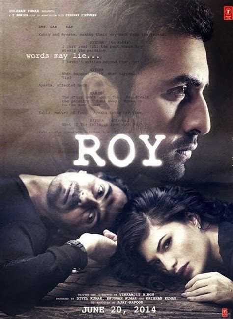 film full movie india indian movie roy 2014 watch full movie poster