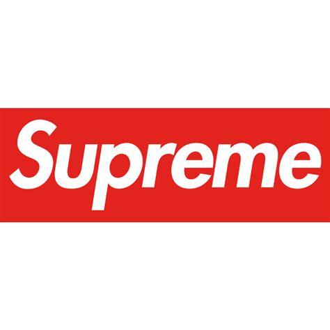 supreme logo supreme font and supreme logo