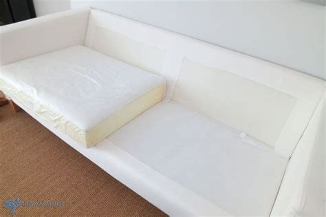 cleaning sofa covers cleaning a slipcovered ikea sofa try this at home