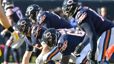 key chicago bears position move led   packers loss