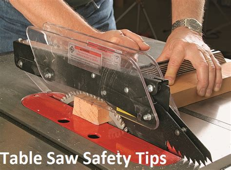 Table Saw Safety by Table Saw Safety Tips Must Industrybuying