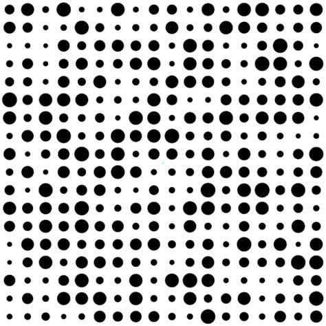 pattern dot black black dots on white background pattern free vector site