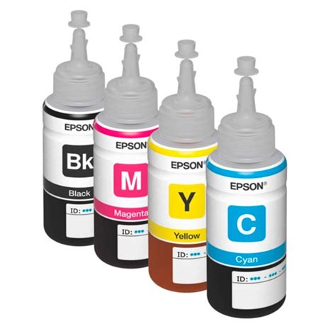 Tinta Printer Epson T673 botella de tinta epson t664 equipos electr 243 nicos vald 233 s
