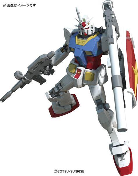 Bandai Mg Rx 78 2 Gundam Ver 30 Gft Limited Edition master grade rx 78 2 gundam version 3 0 collectiondx