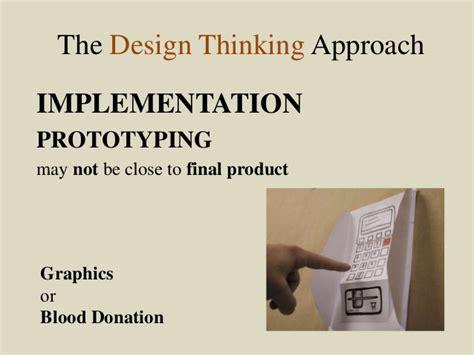 design thinking for social innovation design thinking for social innovation