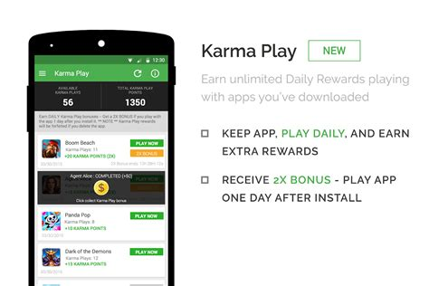 Apps That Reward You With Gift Cards - appkarma rewards gift cards apps para android no google play