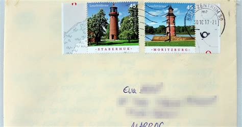 which side of the envelope does the st go on which side of the envelope does the st go on flats mail adventures three covers with lighthouses