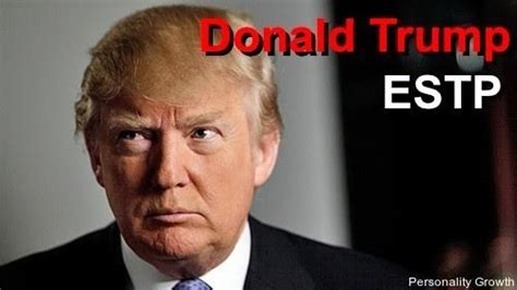 donald trump mbti presidential candidates personality types 2016