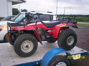 Honda Trx 200 Used 1984 Honda Trx 200 For Sale In Victoriaville Qc