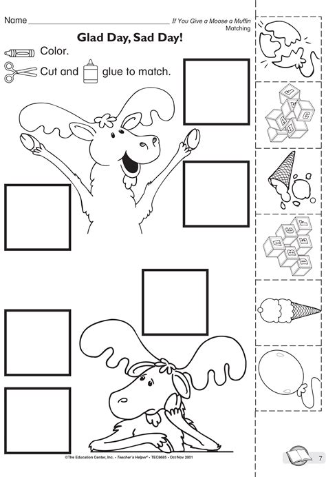 if you give a moose a muffin coloring pages az coloring