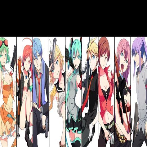 Dompet Print Hatsune Miku Vocaloid 1 66 best vocaloid and images on