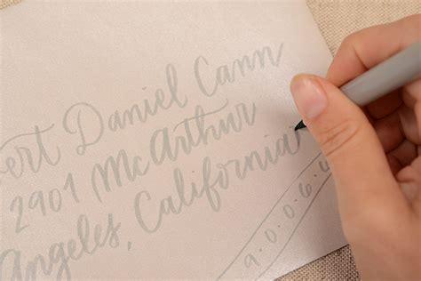 middle names on wedding invitation envelopes envelope addressing styles