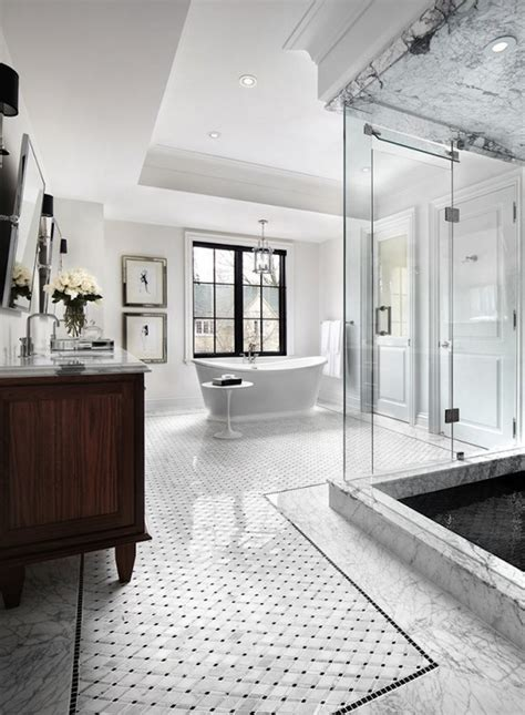 Bathroom Design Shower 10 Stunning Transitional Bathroom Design Ideas To Inspire You