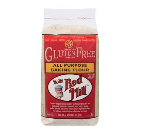 bobs red mill all purpose gluten free baking flour 22 gluten free all purpose baking flour bob s red mill