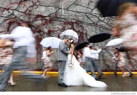 Jefferson and Alyssa Bethke's Seattle wedding. Wedding