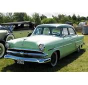 Ford Sedan 1953 Photographed In EssexJPG  Wikimedia