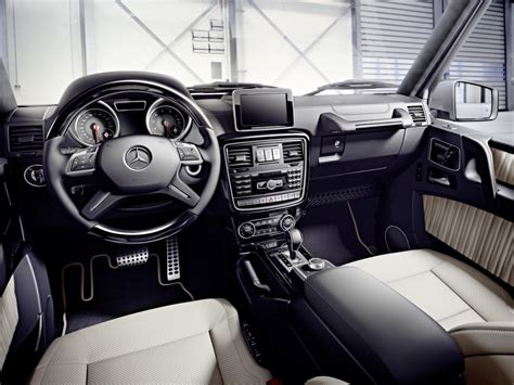 Mercedes G Class Interior by 2015 Mercedes G Class Facelift Announced