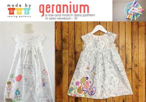free pattern geranium dress made by rae geranium dress pattern size 0 to 5