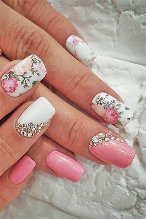 The 25  best Wedding nails ideas on Pinterest   Bridal