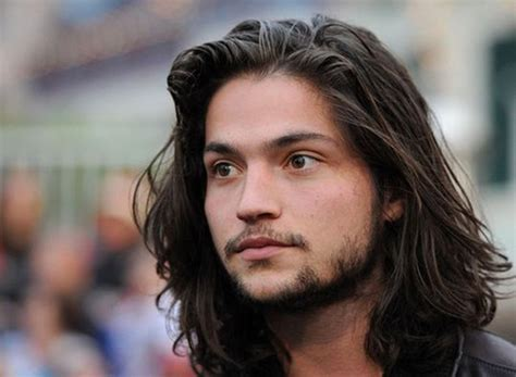 20 cool men with long mens hairstyles 2017