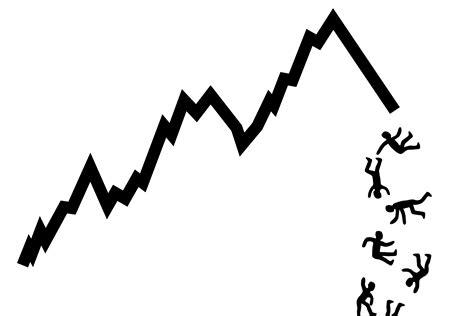 clip stock clipart profit graph simple stock market