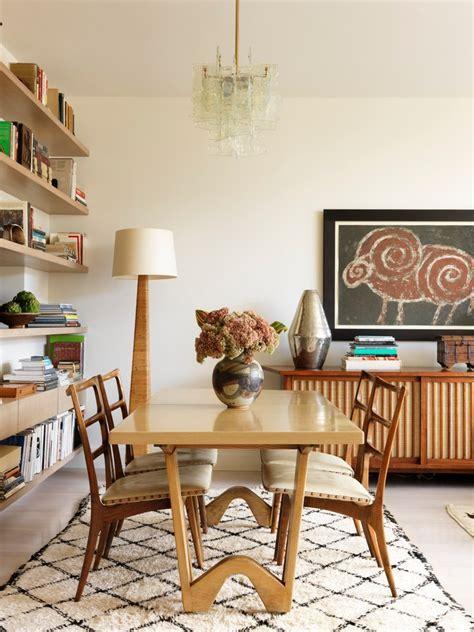 Diy mid century wall art dining room midcentury with