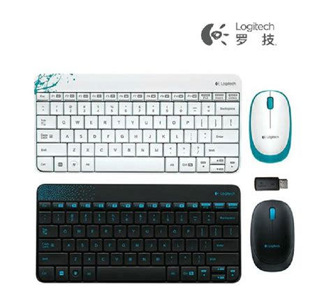 Logitech New Touch Keyboard 100 100 brand new 2500 dpi blue led light optical wireless gaming mouse mice high quality
