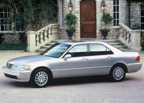 Acura 2 5 Tl by Curbside Classics 1997 Acura 3 2 Tl And 2 5 Tl Not Out