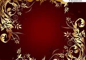 elegant black gold borders
