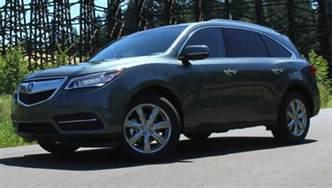 2017 acura mdx sh awd review release price car and