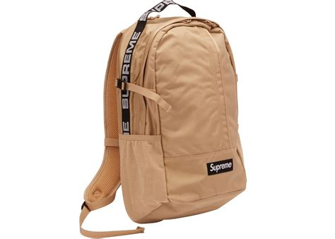 supreme backpack supreme backpack ss18