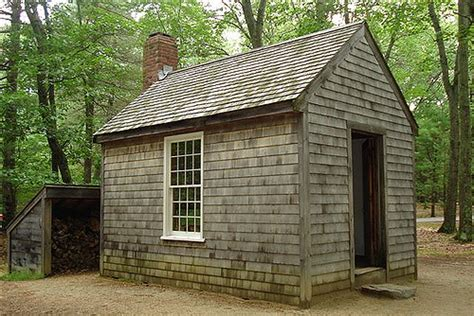 thoreau cabin thoreau s cabin replica of henry david thoreau s cabin