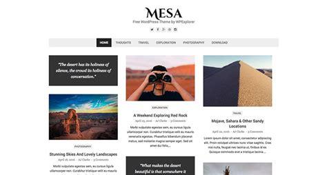 blogger free wordpress theme wpexplorer how to build an amazing travel blog with wordpress