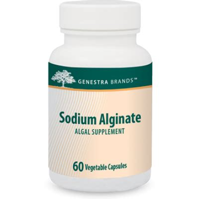 Sodium Alginate Detox by Seroyal Sodium Alginate