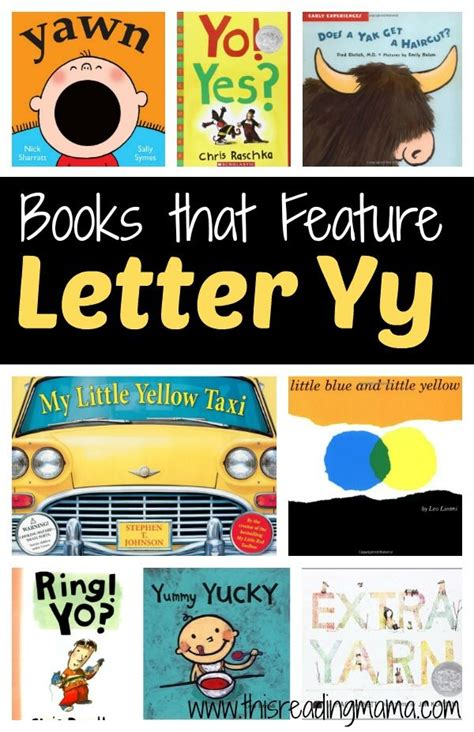 printable letter y book 13 best images about learning the letter y on pinterest