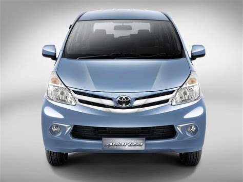 Lu Depan Toyota Avanza all new avanza plazamobil