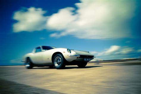 lamborghini venenp intermeccanica torino italia 1967 carroscarros