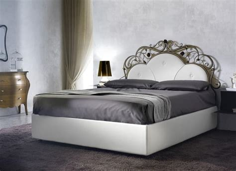 Handmade Iron Beds - wrought iron bed handmade idfdesign