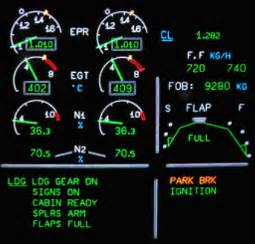 Fuel System Abnormal Electronic Centralized Aircraft Monitor Ecam Skybrary