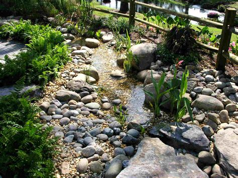 Gardens With Rocks Water Feature Design Inspiration Gardens Water Gardens Garden Inspiration Roof Gardens