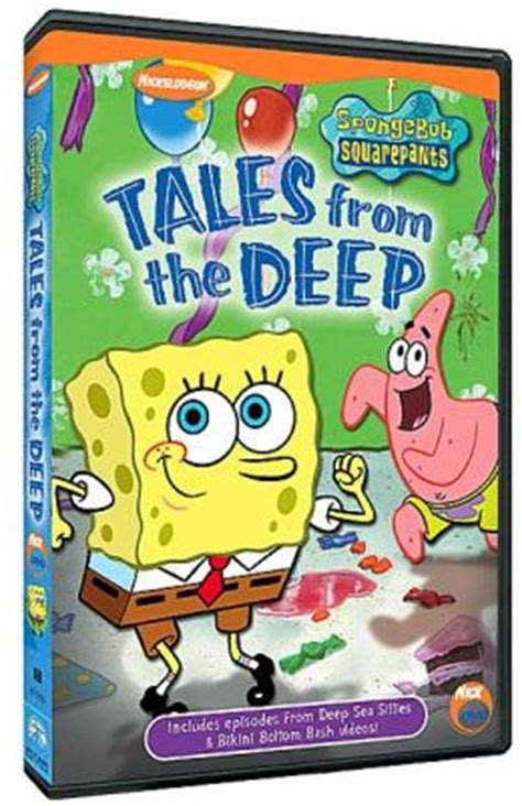 Spongebob Tales From Bottom spongebob squarepants tales from the by nickelodeon
