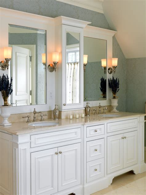 White Vanity Bathroom Ideas | traditional bathroom ideas room stunning master