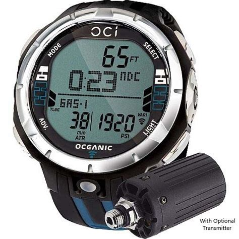 air integrated dive computers oceanic oci air integrated dive computer wrist dive