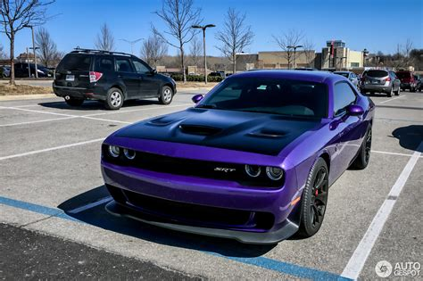 hellcat challenger 2016 dodge challenger srt 8 hellcat 4 march 2016 autogespot