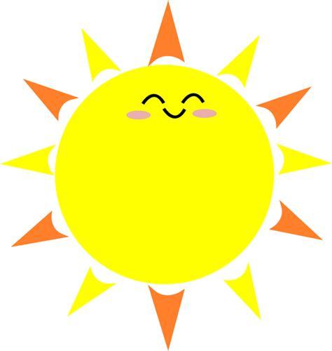 happy sun by pinkpuffball a happy sun