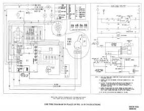 nordyne air handler wiring diagram wiring diagram schematic