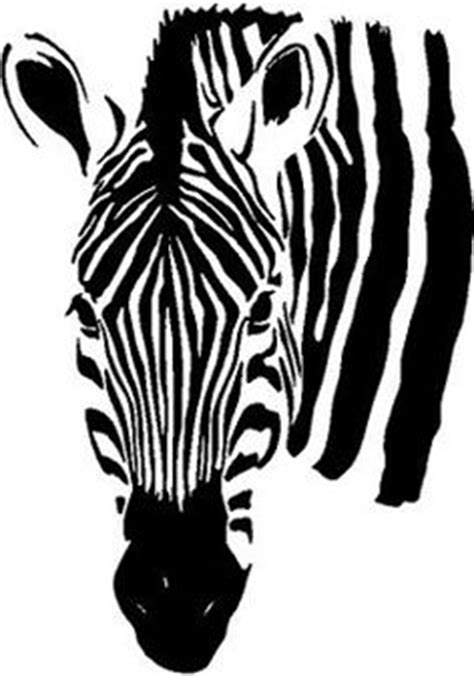 zebra head vector free free vectors pinterest vector