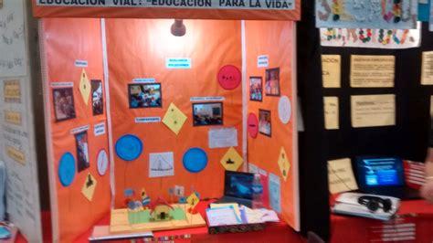proyecto educacion vial 3 grado feria de ciencia educaci 243 n para la vida feria de ciencias y tecnolog 237 a