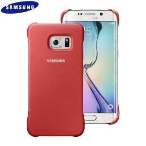 Official Samsung Galaxy S6 Edge Protective Cover Mint official samsung galaxy s6 edge protective cover coral