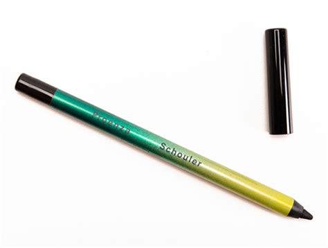 Mac Pro Longwear Eyeliner Proenza mac x proenza schouler pro longwear eyeliners lip